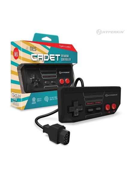 Cadet Premium Controller for NES (Black)