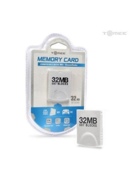 [Third Party] Wii/Gamecube 32MB Memory Card NEW