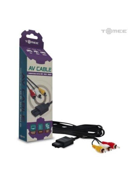 AV Cable for GameCube/ N64/ SNES