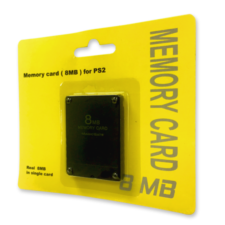 [Third Party] PS2 8MB Memory Card NEW