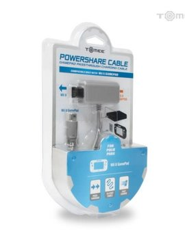 PowerShare Cable for Wii U Gamepad