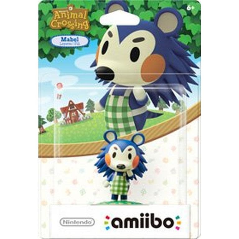 Amiibo - Mabel
