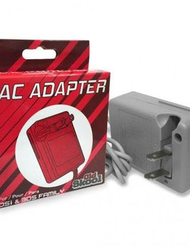 Old Skool 3DS/2DS/DSi AC Adapter