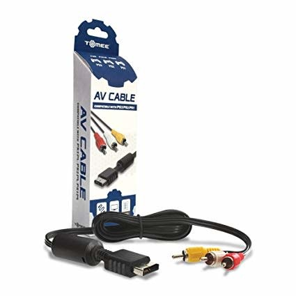 AV Cable for PS3/PS2/PS1
