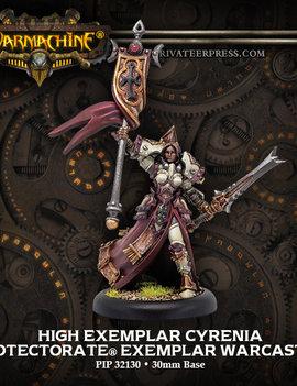 High Exemplar Cyrenia Warcaster Menoth