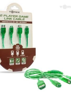 2 Player Link Cable for Game Boy Color/ Game Boy Pocket/ Game Boy - Tomee