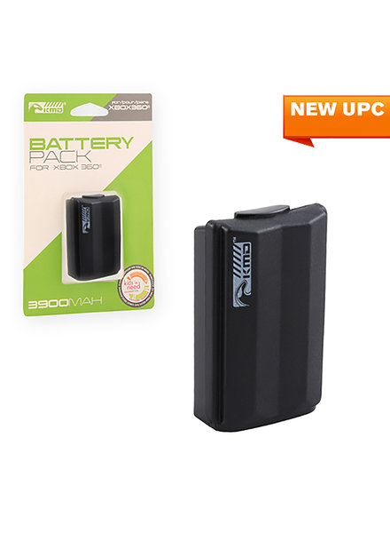 Xbox 360 Rechargeable Stylized Battery Pack