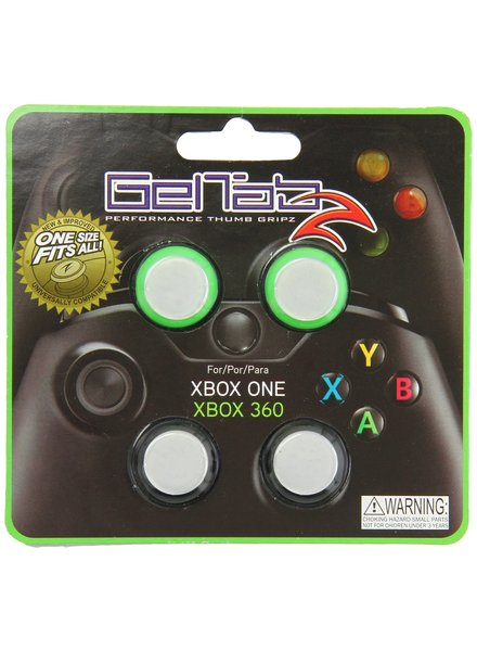 Geltabz Performance Thumb Grips for XB1/X360 (4-Pack)