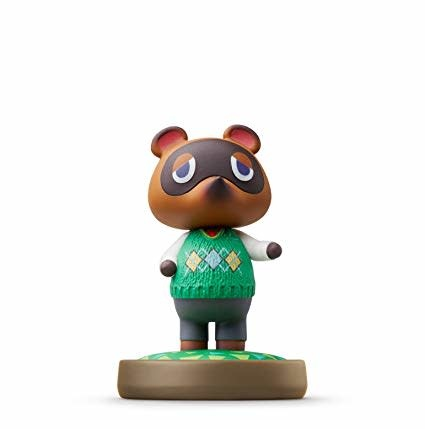 Amiibo - Tom Nook