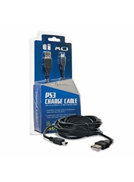 Mini USB Charge Cable for PS3/ PSP/ PC