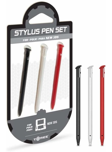 Stylus Set for New 3DS