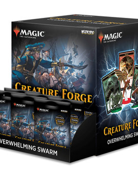 MTG Creature Forge: Overwhelming Swarm Pack