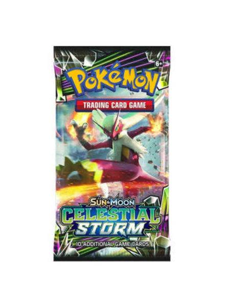 Pokemon TCG Celestial Storm Booster Pack