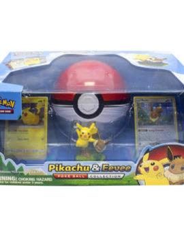 Pokemon TCG Pikachu & Eevee Collection