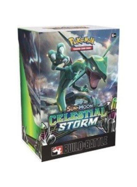Pokemon TCG Celestial Storm Prerelease Kit