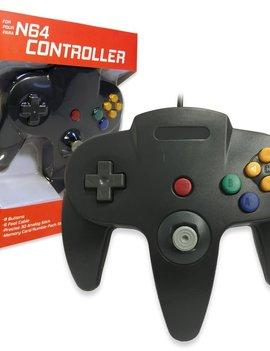 Old Skool N64 Controller Black