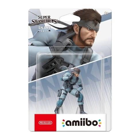 Amiibo - Snake