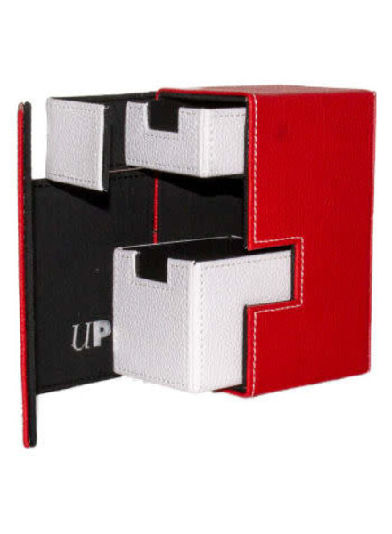 Ultra Pro UP Deck Box: M2.1 Red/White