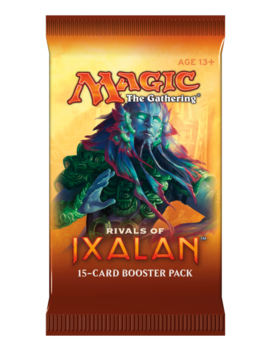 WizardsOfTheCoast Rivals of Ixalan Booster Pack