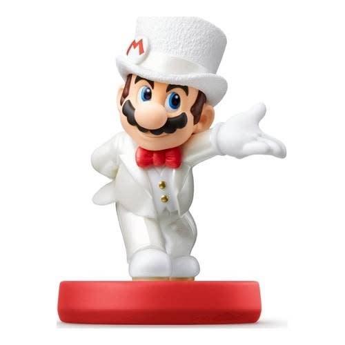 Amiibo Wedding Mario PRE-OWNED