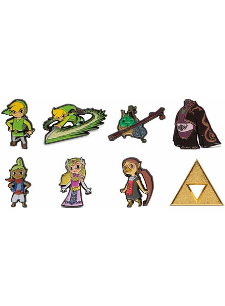 Legend of Zelda Windwaker Collector Pins Series 2