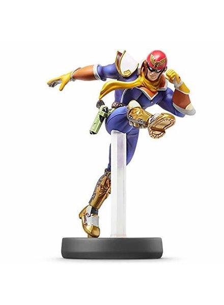 Amiibo - Captain Falcon