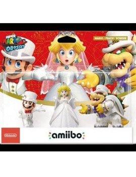 amiibo Super Mario Odyssey 3-Pack