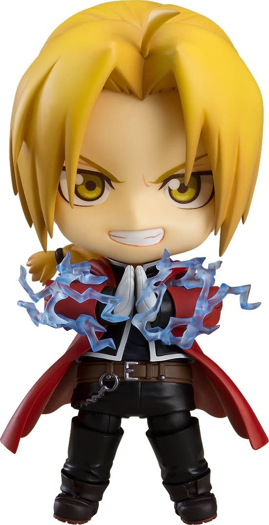 Good Smile Nendoroid: Edward Elric (Re-Run)