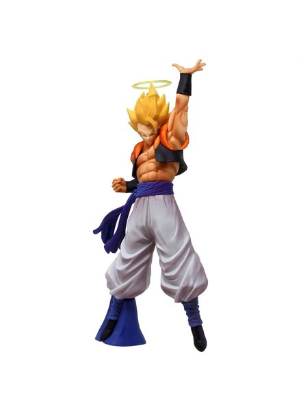 Dragon Ball Legends Collab Gogeta Figure