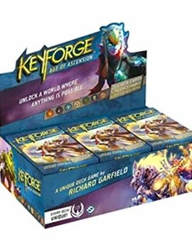 Keyforge: Age of Ascension Deck (Full Box)