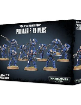 Space Marines: Primaris Reivers