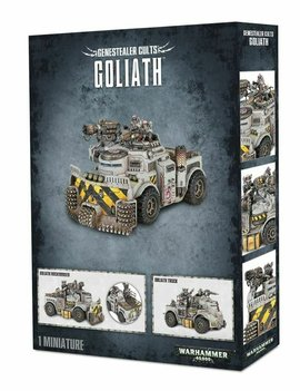 Games Workshop Genestealer Cults: Goliath
