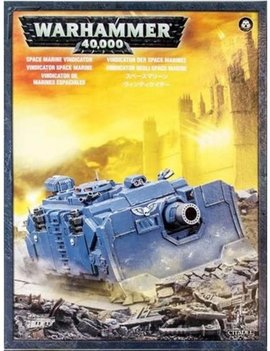Games Workshop Space Marines: Vindicator
