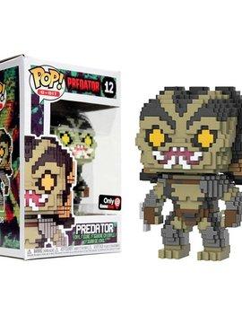 Funko POP! 8-Bit Predator (Gamestop Exclusive) PRE-OWNED