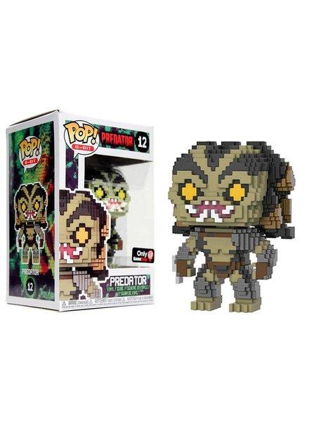 Funko POP! 8-Bit Predator (Gamestop Exclusive) #12