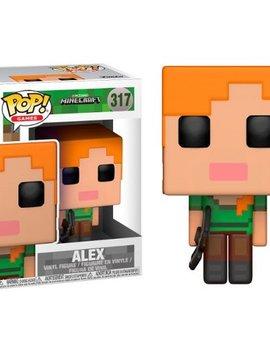 Funko POP! Alex (Minecraft) #317