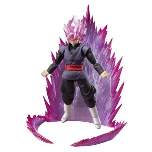 Figuarts DBS: Super Saiyan Rose Goku Black SH Figuarts Action Figure