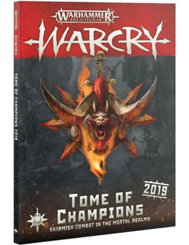 Warcry: Tome of Champions 2019