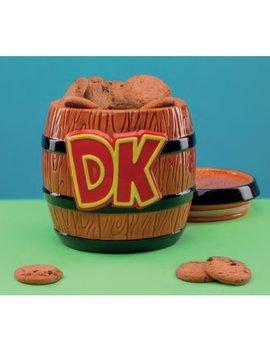 Donkey Kong Cookie Jar