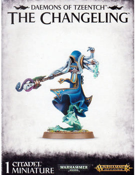 Games Workshop Daemons Of Tzeentch: The Changeling