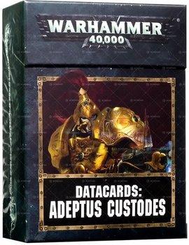 Datacards: Adeptus Custodes