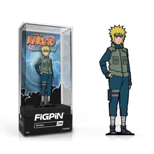 FiGPiN Naruto Shippuden: Minato FiGPiN Enamel Pin