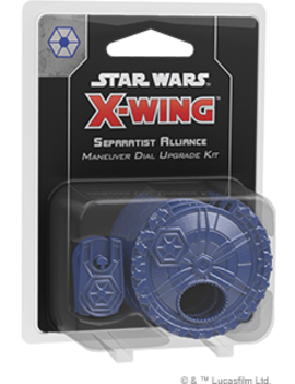 Star Wars X-Wing: 2nd Edition - Seperatist Alliance Maneuver Dial Upgrade Kit