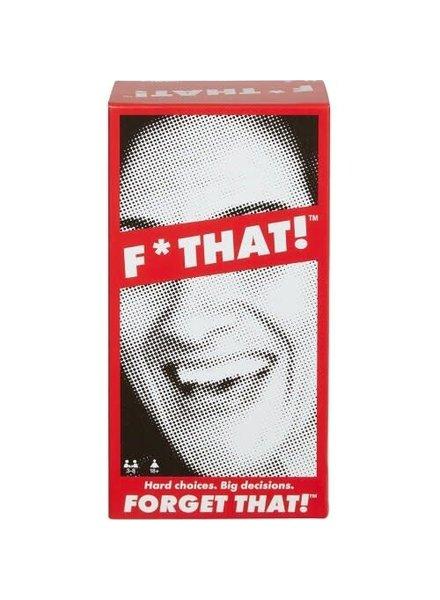 Mattel F* That!