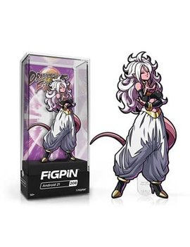 Dragon Ball FighterZ: Android 21 FiGPiN Enamel Pin