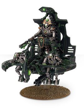 Games Workshop Necron Catacomb Command Barge