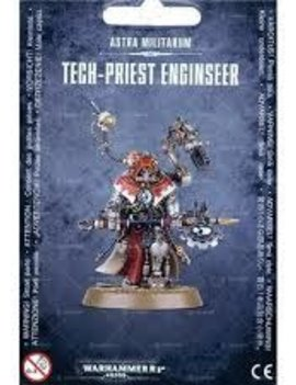 Games Workshop Astra Militarum: Tech-Priest Enginseer