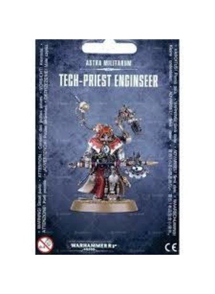 Games Workshop Astra Militarum: Tech-Priest Enginseer