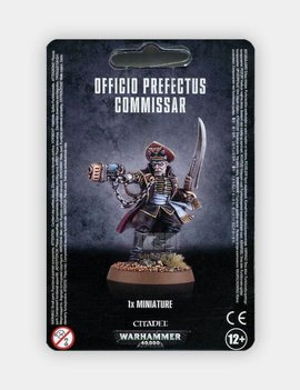 Astra Militarum: Officio Prefectus Commissar
