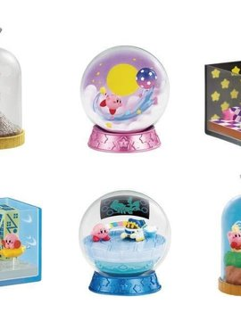 Kirby Mini Terrarium Collection Game Selection